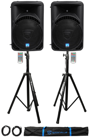 Rockville Power Speaker System