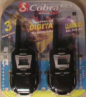 Cobra Transceivers