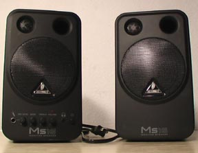 Behringer MS-16 Monitor Speakers