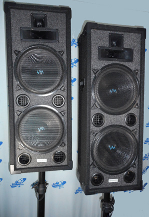 VM Audio Speaker Images